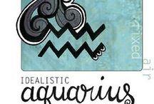 Aquarius / Feb 18  / by Unica Olmos