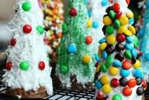 Christmas decorations! / Christmas food, gifts, decoration ideas!