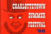 50 Years of Brochures / In 2014 we celebrate our 50th anniversary.  We are posting the covers of our Charlottetown Festival brochures for you to see.  We hope you enjoy them!