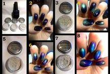 Beauty - Nail Art How-To Tutorials / This board showcases not just the finished product, but how to achieve it with either photographic or video tutorials for Nail Art.