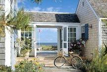 "Nantucket ~ Americana ~ Coastal / by Rachael Powell - ""MyssP"""