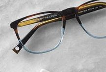 Four Eyes + Fashion / I wear glasses. Do you? I'm constantly looking for the next great (affordable) pair.