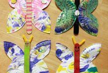Kid crafts / Stuff kids can make