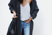 Fashion / Blk is my happy color.