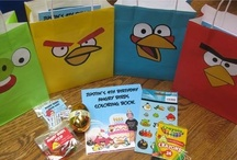Angry Birds ideas / Games and learning activities for an Angry Bird unit / by Homeschool Creations