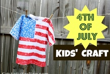 4th of July Ideas for Kids