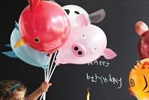birthday party ideas (fun for kids birthday parties) / Kids birthdays