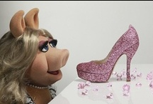 Miss Piggy/Muppets / There's not a creature on earth like the incomparable, Miss Piggy. I love her. / by Jean Tedrow