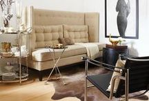 Luxurious Living Rooms / Beautiful, luxurious living rooms to inspire.