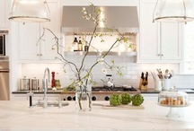 Captivating Kitchens / Inspiration for the most important room in the house: the kitchen! / by Megan Morris