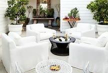 Great Outdoor Living / Taking design outdoors.