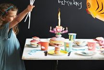 Kids party's ~ Kinderfeestjes / Diverse ideeën voor de leukste #kinderfeestjes.