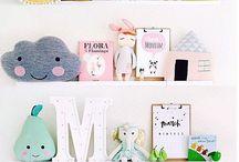 Home - kids / De leukste ideeën voor baby- en kinderkamers.