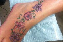 Tattoos / by Sharon Glaze
