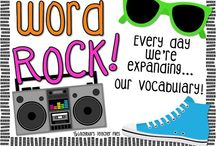 expanding our vocabulary / by Ashleigh Burry