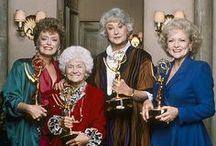 Thank you for being a friend... / I remember watching the Golden Girls when I was a little girl. My love for their sarcastic one liners and naughty sense of humor has not changed. American television at it's very best! / by Stephanie Bramasco