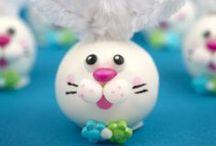 Easter ~ Pasen / Leuke ideeën voor pasen.