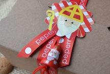Sinterklaas ~ 5 december / De leukste ideeën voor Sinterklaas.