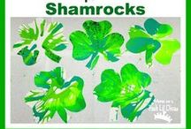 St. Patrick's Day Ideas / Activities, snacks, and crafts for St. Patrick's Day