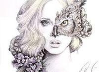 Illustrations / by Nikky J. Taylor