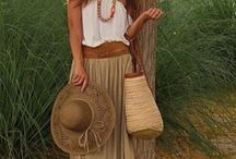 Bohemian Style / I love boho chic style in clothing, accessories and living.