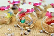 Mermaid Party ~ Zeemeermin feestje / #kinderfeestjes in #zeemeerminnen thema.