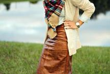 Fall Fashion  / Fall Fashion and Accessories. Casual and Fancy.
