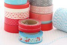 Masking tape ~ Papier plakband