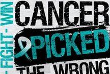 Cervical Cancer Awareness / by Stephanie Bramasco