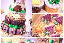 Tangled party ~ Rapunzel feestje / Leuke tips en ideeën voor een #Rapunzel #feestje.