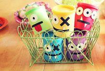 Monsters Inc party ~ Monster feestje / Stoere #kinderfeestjes in #monster thema.