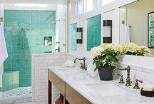 Bathrooms / by Rhonda Williams Hanson