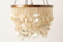Lovely Lighting / by Rhonda Williams Hanson