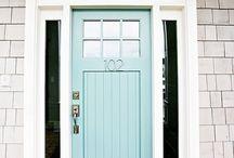 Doors, Decks, Porches, & Patios / by Rhonda Williams Hanson