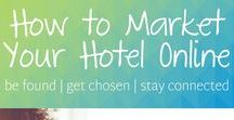 Online Hotel Marketing / The latest news and tools to help you market your hotel online.