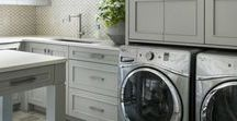 Lovely Laundry Rooms & Mudrooms / Laundry rooms, mudrooms, utility spaces