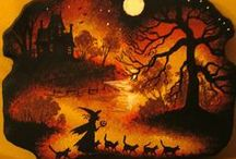 Halloween Projects and Recipes / Boo! Halloween recipes to crafts. Crafts, towels, food and holiday fun. Find pumpkins, witches, black cats, ghost and goblmins.