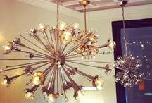 Lighting Favorites / by Azure Elizabeth