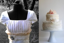 Wedding cakes / by Azure Elizabeth