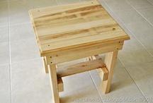 Pallet Furniture / Creative ideas using pallets
