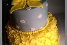 Baking - Cakes & Cupcakes Inspirations