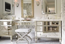 Closets, vanitys & dressing areas / It is organization, practical, pampering & all about the presentation...