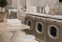 Laundry room...