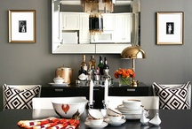 Dining Rooms / by Azure Elizabeth