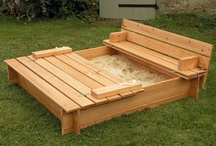 Big DIY Projects for the Home / Large home projects I'd like to tackle once we own a house.