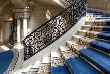 Entrys, Stairs & Landings...
