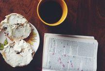 Food for Foodies / by Meghan Hawes