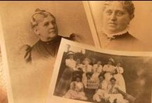 Family: Family History / by Linda Sanders