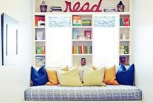 Beautiful Reading Spaces