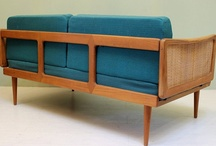 Baby, take a seat / seating for your home - mid century modern, retro, atomic ranch style for the vintage lovers home